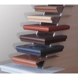 Капінос керамічний для ступенів керамограніт прямий 45 см