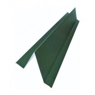Снегозадержатель Тайл 35х130х90х35 мм зеленый