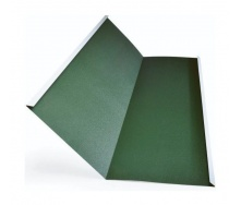 Жолоб плоский Тайл тип 1 188х188 мм зелений