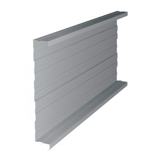 Сталева стінова касета Тайл ТСК-3 210х600 мм