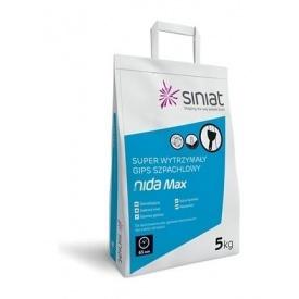 Шпаклевка для швов ГКП SINIAT NIDA MAX 5 кг белый