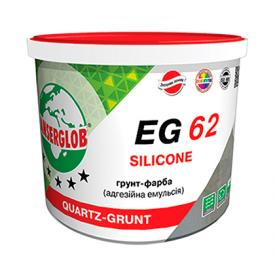 Грунт-фарба Ансерглоб EG 62 силіконова 10 л