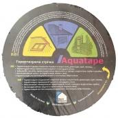 Герметизирующая лента Aquatape 150 мм 10 м коричневая