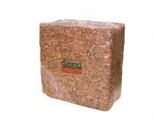 Кокосовый блок GrondMeester UNI100SS 100% чипса 5 кг