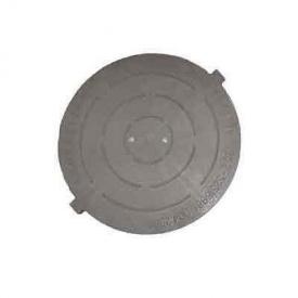 Кришка люка полімерпіщана В.1-64 645 мм (к203.1)