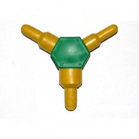 Развертка для металлопластиковых труб пластик NTM 16 20 26 мм