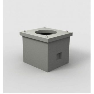 Плита телефонного колодца ККС-1 (01588)