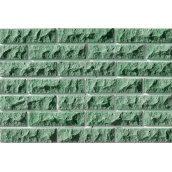 Облицовочный кирпич ФАГОТ финский зеленый 250х100х65 мм