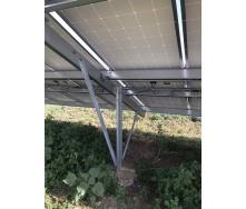 Виготовлення підконструкцій під сонячні батареї