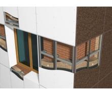 Навесный вентилируемый фасад по индивидуальным размерам