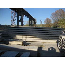 Стійка залізобетонна шестигранна 1СНВ-1 1030 кг