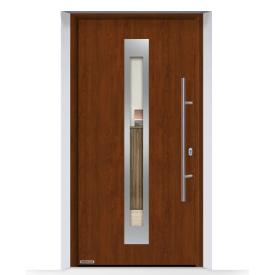 Дверь входная Hormann Thermo 65 750F Dark Oak
