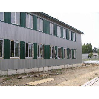 Будівництво металокаркасних будівель під ключ по ЛСТК технології