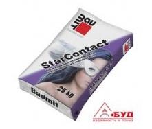 Baumit StarContact смесь для приклеивания и защиты утеплителя