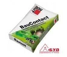 BaumitBauContact смесь для приклеивания и защиты утеплителя