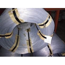 Проволока оцинкованная термически необработаннаятвердая ГОСТ 3282-74 6,0 мм