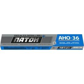 Электроды сварочные АНО-36 3,0 мм Патон 5 кг