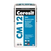 Клеящая смесь Ceresit СМ 12 Gres 25 кг