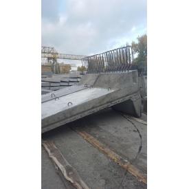 Конструкция подпорных стен ИСА-37