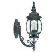 Світильник садово-парковий EGLO Аутдор класик 60 Вт живлення 220 В E 27 чорний (4174)