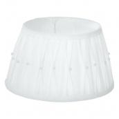 Абажур для світильника EGLO 1+1 Вінтаж білий (49958)