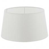 Абажур для світильника EGLO 1+1 Вінтаж білий (49657)