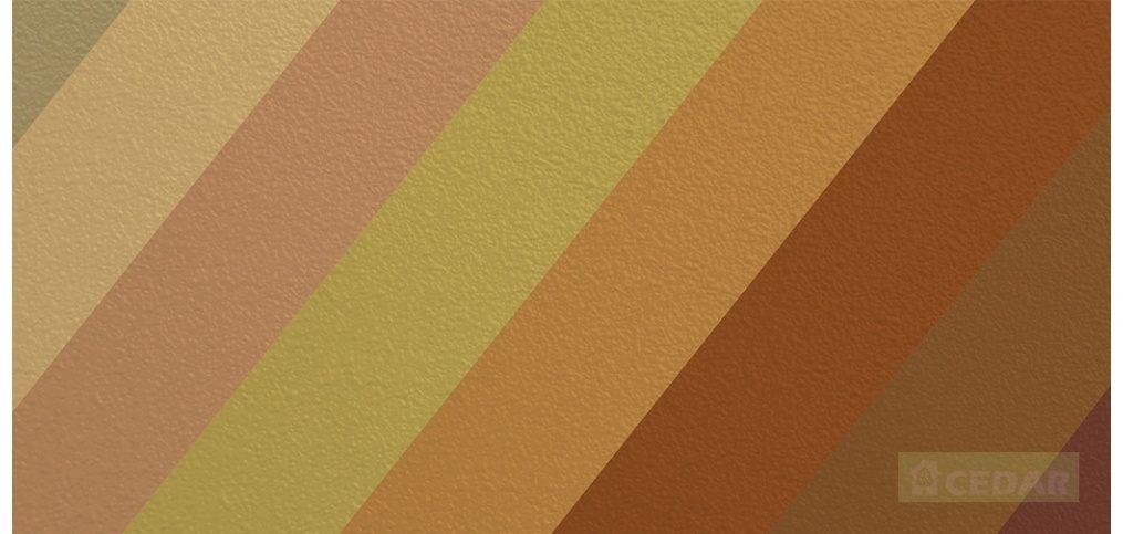 Плиты с цветами каталогов RAL или NCS