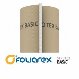 Паропроницаемая пленка STROTEX BASIC мембрана