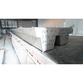Фундаментная балка 4БФ 6-15 AIIIв