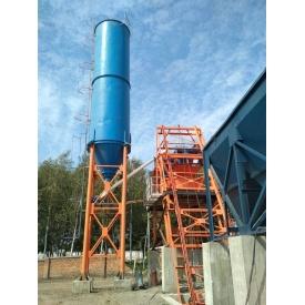 Бетонный завод Монолит АБСУ-40 скип/конвейер 40 м3/час