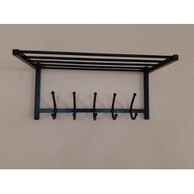 Вешалка металлическая для прихожей СHC2-60 см