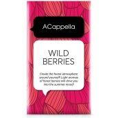 Ароматичне саші ACappella Лісові ягоди 70 г фруктово-гурманський (5060574611441)