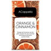 Ароматичне саші ACappella Апельсин в кориці, східно-фруктовий (5060574611519)
