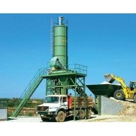 Бетоносмесительный завод Ocmer Volumatic 100 м3/ч