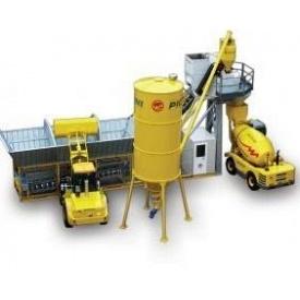 Бетоносмесительный завод Ocmer Mobil 3 MRF 500