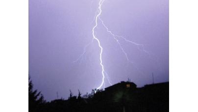 Захист будинку від блискавок, облаштування громовідводу