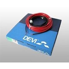 Кабель нагревательный для обогрева наружных площадей Deviflex DSIG-20-140 F 0260 180 вт/9 м