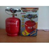 Балон газовий Пікнік з пальником 8 л