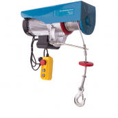 Електрична лебідка Kraissmann SH 500/1000