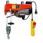 Електрична лебідка Forte FPA 800