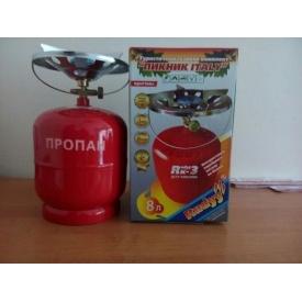 Баллон газовый Пикник с горелкой 15 л