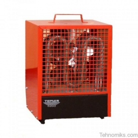 Промышленный тепловентилятор Термия АО ЭВО 4,5/0,4 220 В