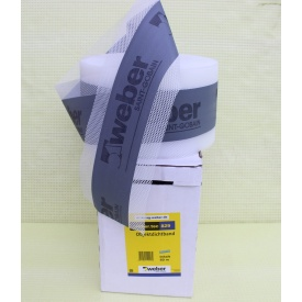 Герметизуюча стрічка WEBER weber.tec 829 120 мм 50 м
