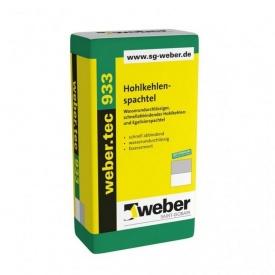 Гідроізоляційна суміш WEBER weber.tec 933 25 кг