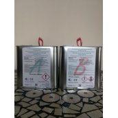 Поліуретанова ін'єкційна смола PT PUR Combi-Injection Resin DUO 600 5 кг