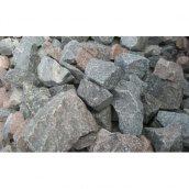 Камень бутовый гранитный навалом
