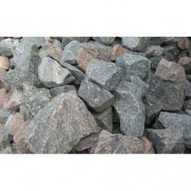 Камінь бутовий гранітний навалом