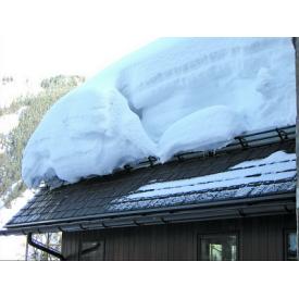 Снегозадержатели трубчатые 3000 мм