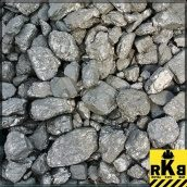 Вугілля антрацит АКО 26-100 мм навалом