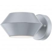 Світильник світлодіодний садово-парковий EGLO Носелла 5 Вт 360 Лм3000 K сріблястий (94139)